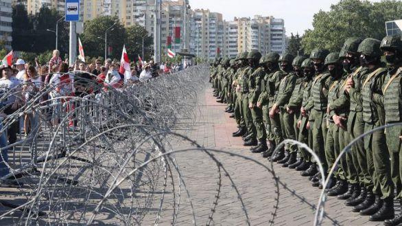 A pesar de Putin, la disidencia bielorrusa sostiene el pulso contra Lukaschenko