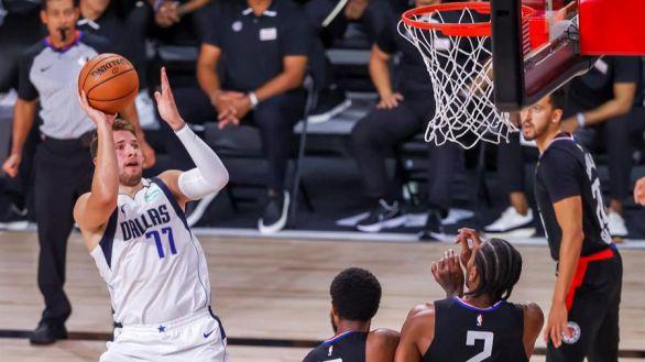 NBA. Así ha brillado Doncic en su histórico estreno en playoffs