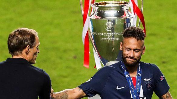 Neymar retrata el impacto de la crisis en el fútbol: anuncia que sigue en el PSG