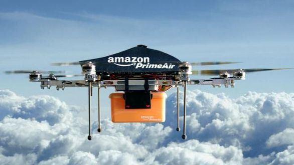 Amazon ya tiene permiso para entregar en EEUU paquetes con drones