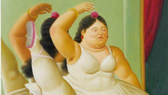 La mayor exposición monográfica de Fernando Botero llega a Madrid
