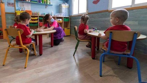 Los colegios de Madrid podrán mezclar a niños de Infantil y Primaria