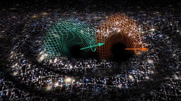 Detectada la fuente de ondas gravitacionales más potente hasta la fecha