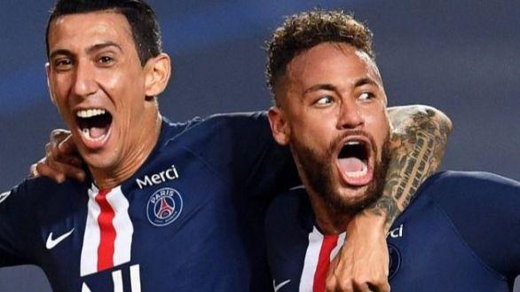 Neymar y Di María dan positivo en coronavirus