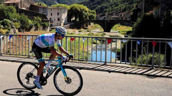 Tour de Francia. Lutsenko se impone en Aigoual ante las dudas de los favoritos
