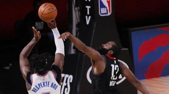 NBA. Harden