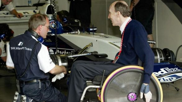 Fórmula Uno. La familia Williams se jubilará tras el Gran Premio de Italia