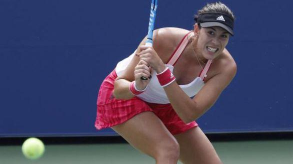 US Open. Garbiñe Muguruza es eliminada en su segundo partido