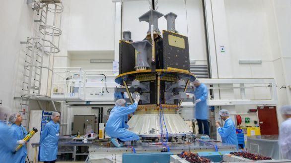 El sistema de lanzamiento Vega regresa con un nuevo servicio de viaje compartido