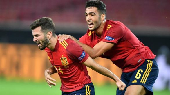 Liga de Naciones. España pesca un empate en el duelo de transiciones en Alemania   1-1