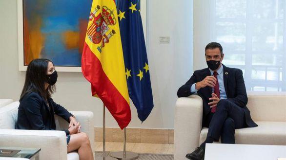 La mayoría de la investidura de Sánchez veta a Ciudadanos para apoyar los Presupuestos