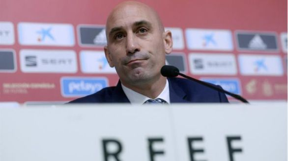 Rubiales, como único candidato, será reelegido presidente de la RFEF