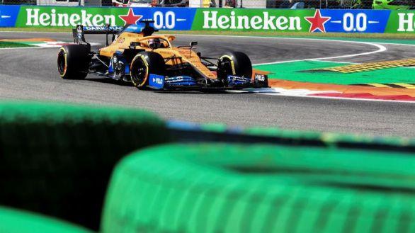 GP Italia. Hamilton amplía su récord de 'poles' y Sainz logra la tercera plaza