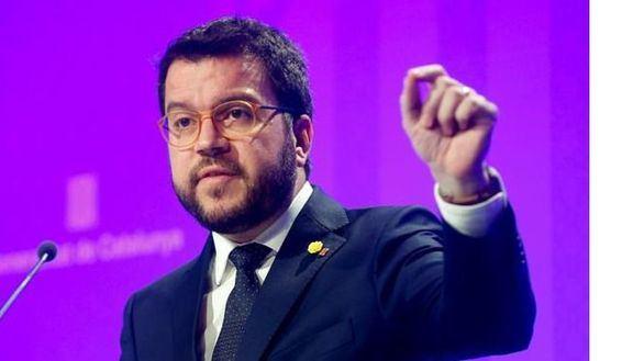 Aragonès: el Gobierno debe decidir entre Cs o negociar los intereses de Cataluña