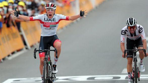 Tour de Francia. Pogacar revoluciona y triunfa, con Landa firme