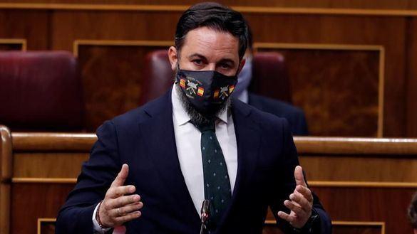 Abascal ve el Gobierno de Sánchez peor que la dictadura de Franco