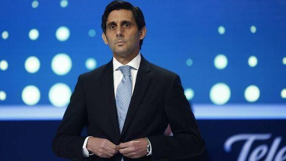 Álvarez-Pallete, recibe por unanimidad el premio 'Financiero del Año 2020'