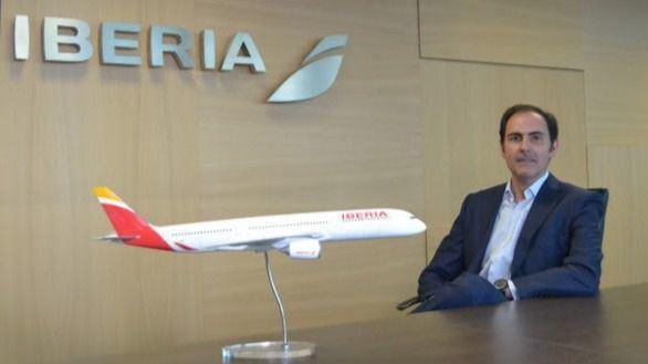 Javier Sánchez-Prieto, nuevo presidente y CEO de Iberia