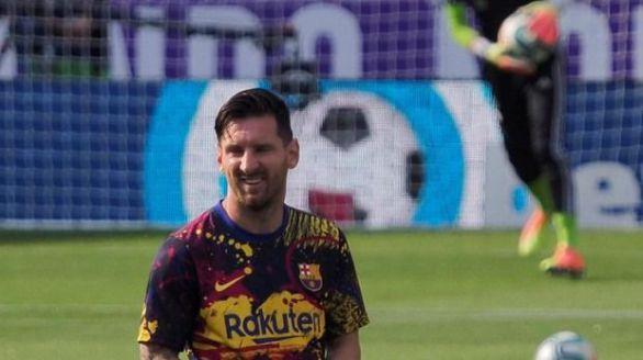 Messi ahora exhibe compromiso con el Barcelona y Laporta será candidato a la presidencia