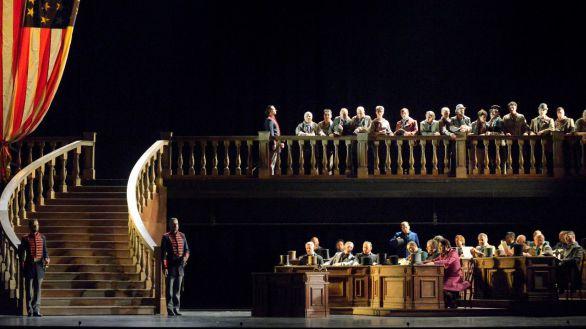 El Teatro Real estrena nueva temporada con Un ballo in maschera, de Giuseppe Verdi
