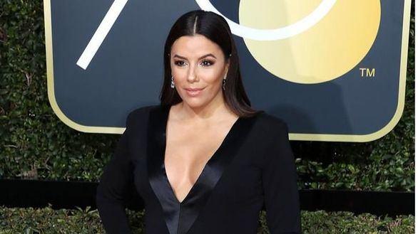 Eva Longoria pone voz a las demandas de los latinos en los Óscar
