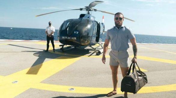 UFC. McGregor estalla porque la agencia antidopaje le examina en su yate
