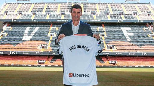 Gracia, nuevo técnico del Valencia, se la juega: abronca al dueño asiático del club