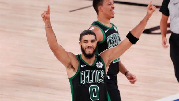 NBA Playoffs. Los Celtics destronan a los Raptors y se citan con los Heat en la final del Este