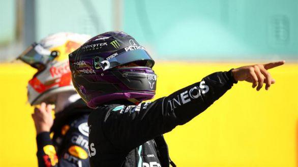 F1. Hamiton saldrá primero por 95ª vez en su carrera; Sainz, noveno