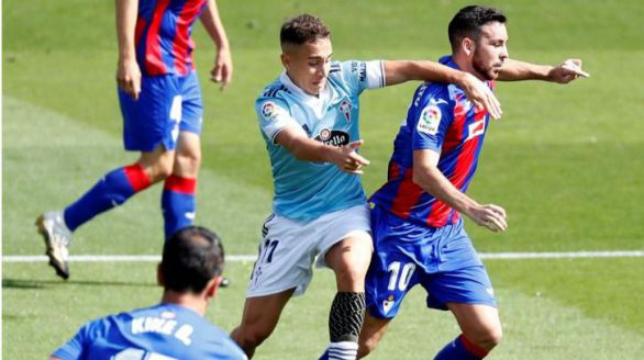 LaLiga se estrena sin goles entre Eibar y Celta |0-0