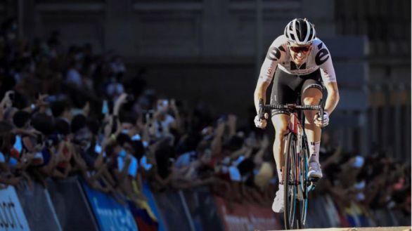Tour de Francia. El danés Andersen sorprende a los esprinters en Lyon