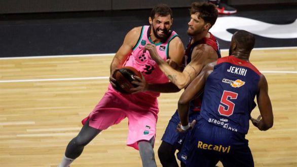 Supercopa ACB. Abrines lidera el triunfo del Barcelona ante el Baskonia |68-72