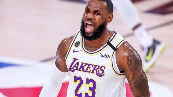 NBA Playoffs. Los Lakers regresan a las finales del Oeste, 10 años después