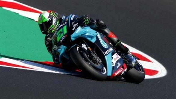 Moto GP. Primer triunfo en la categoría para Franco Morbidelli