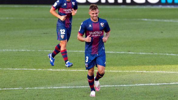Maffeo decide las tablas entre Villarreal y Huesca |1-1