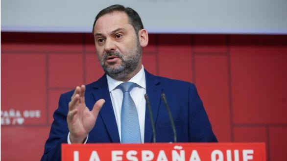 El secretario de Organización y ministro de Fomento, José Luis Ábalos.