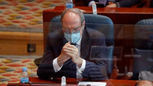 Gabilondo se abre a una moción contra Ayuso y Ciudadanos responde: 'No es momento de juegos de sillas'