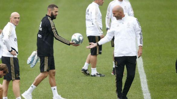 El Real Madrid se estrena metiéndole seis goles al Getafe