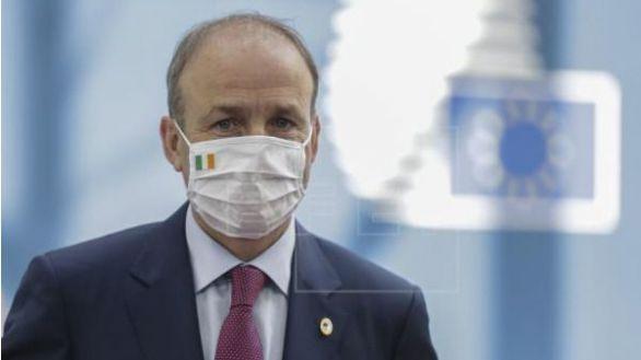 El Gobierno irlandés al completo, en cuarentena por un posible caso de coronavirus