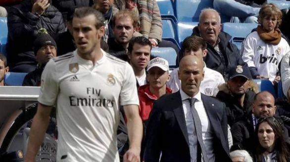 Zidane se frota los ojos: Bale está negociando con el Tottenham