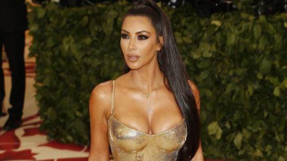 Kim Kardashian congela sus cuentas en Facebook e Instagram