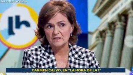 Calvo ironiza sobre los Presupuestos: