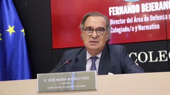 """Alonso: """"La habilitación de agosto ha sido inútil para solucionar los problemas de la Justicia"""""""