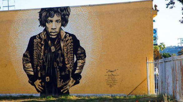 50 años sin Jimi Hendrix, la leyenda que cambió la forma de tocar la guitarra