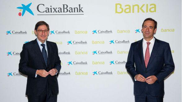 CaixaBank y Bankia firman su acuerdo de fusión