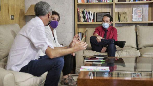 Interior acerca a otros cinco presos etarras tras la reunión Iglesias-Bildu