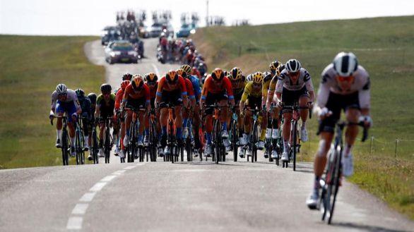 Tour de Francia. Los favoritos se guardan para la crono y Kragh Andersen hace doblete
