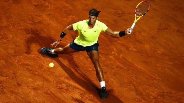 Masters Roma. Rafa Nadal vuelve a arrasar y se mete en cuartos de final