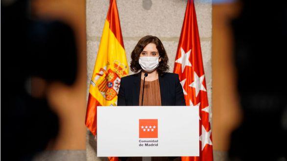 Madrid restringe la movilidad en 37 áreas y las reuniones a seis personas