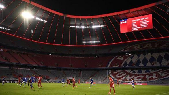 El Bayern empieza la Bundesliga embocando un 8-0 al Schalke